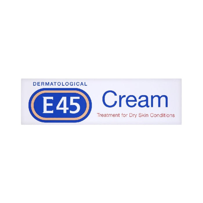 E45 Dermatological Cream Treatment For Dry Skin