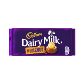 Cadbury Whole Nut Dairy Milk Chocolate