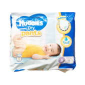 Huggies Dry Pants Small 4-8kg - 18 Pants