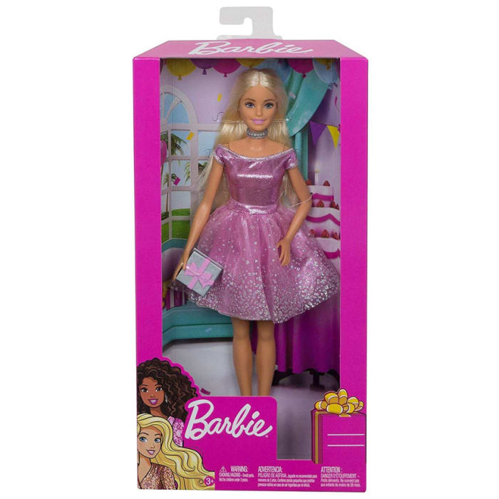 Barbie Happy Birthday Doll GDJ36