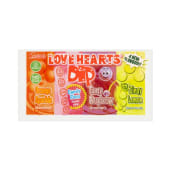 Love Hearts Candy Dip