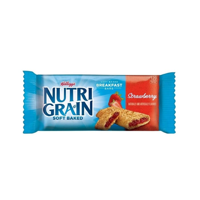 Kelloggs Chocolate Nutri Grain Cereal Bar