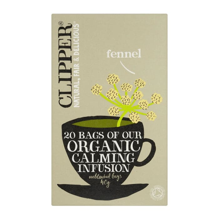 Clipper  Organic Fennel Tea