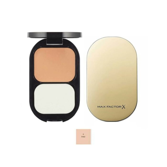 Max Factor FaceFinity Compact Foundation Ivory 002