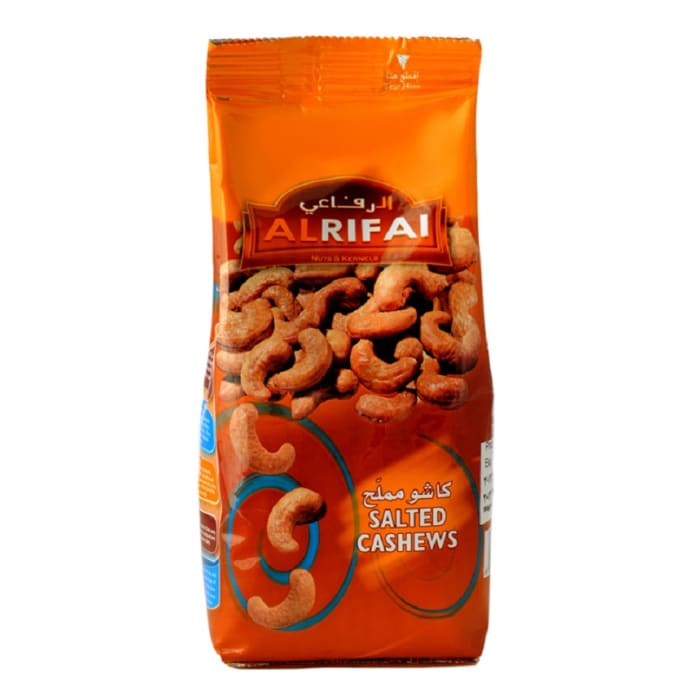 Al Rifai Dry Fruit Salted Cashews