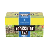 Taylors Of Harrogate Yorkshire Tea Decaf 40 Tea Bags 125g