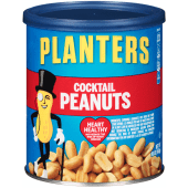 Planters Cocktail Peanuts Tin
