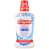 Colgate Plax Whitening Liquid Mouthwash 500ml