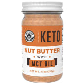 Left Coast Performance Keto Nut Butter with MCT Oil 218 Grams