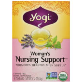 Yogi Organic Tea Womans Nursing Support