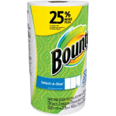 Bounty Select A Size White Paper Towels