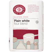 Doves Farm Plain White Flour | Free From Gluten