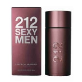 Carolina Herrera Perfumes 212 Sexy Men,Eau De Toilette Spray