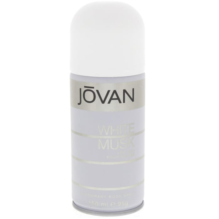 Jovan Body Spray White Musk 150ml