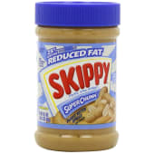 Skippy Chunky Reduced Fat Peanut Butter