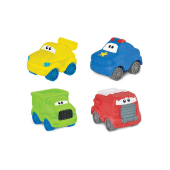 Win Fun Fun Pals Car Set 001290