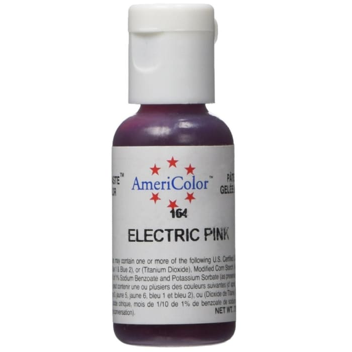 Americolor Food Color Electric Pink