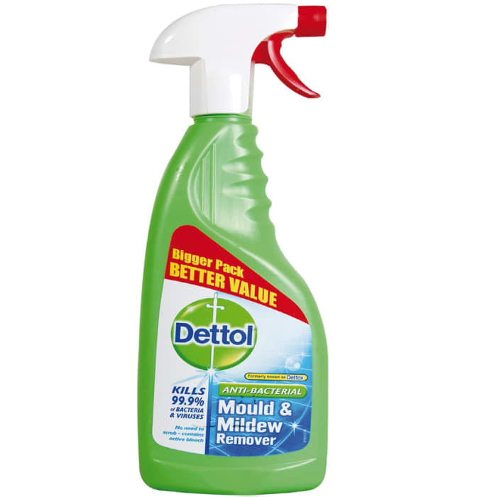 Dettol Anti Bacterial Mould & Mildew Remover