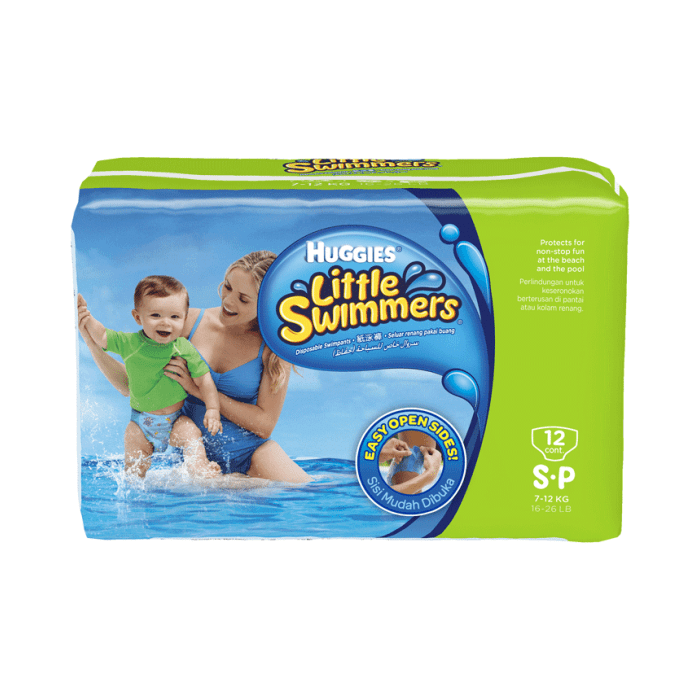 Huggies Little Swimmers Disposable Swimpants