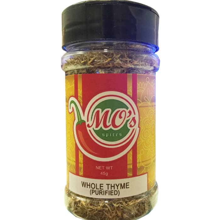 Mo's Spices Whole Thyme Purified