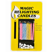 Magic Relighting Party Candles