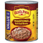 Old El Paso Refried Beans Traditional