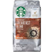 Starbucks Breakfast Blend Medium Ground Coffee