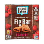 Natures Bakery Whole Wheat Fig Bar Strawberry 340g
