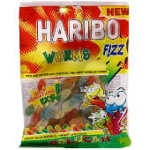 Haribo Jelly Worms Fizz