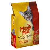 Meow Mix  Cat Food Tender Cuts