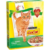 Purina Go Cat With Turkey Cat Food