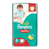 Pampers Pants Mega Pack Size 6 - 48 Pieces