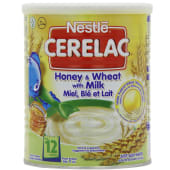 Nestle Cerelac Honey & Wheat with Milk