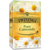 Twinings Tea Pure Camomile 20 Tea Bags
