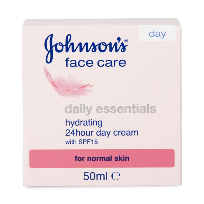 Johnsons Daily Essentials Day Cream SPF15 Dry