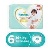 Pampers Premium Care Pants Diapers Size 6 Extra Large >16kg Jumbo Pack