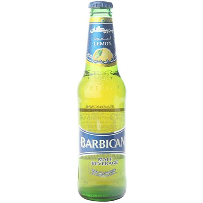 Barbican Lemon Flavor Juice