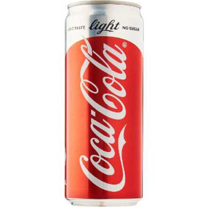 Coca Cola Slim Drink Light Can 320ml