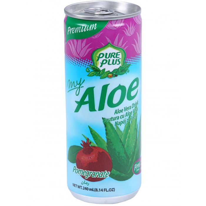 Pure Plus Aloe Pomegranate Drink