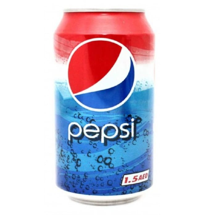 Pepsi Soft Drink Tin