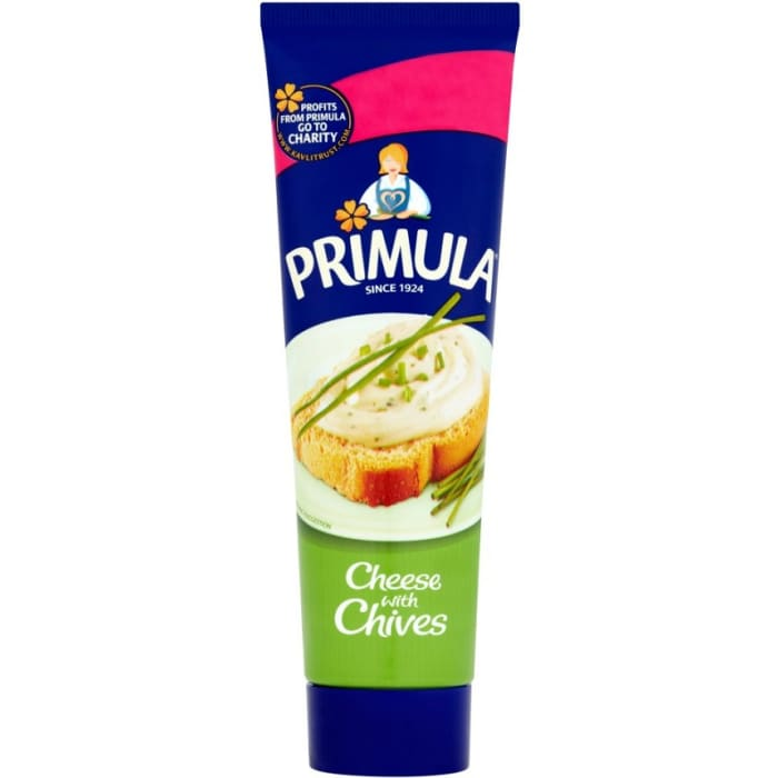Primula Cheese Spread Chives