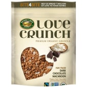 Natures Path Love Crunch Premium Granola Dark Chocolate Macaroon 326g