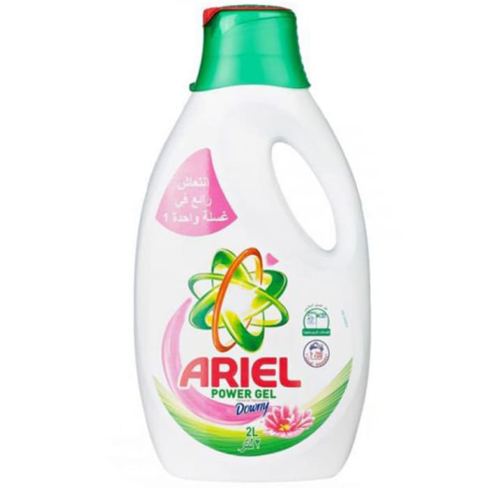 Ariel Liquid Detergent Automatic Downy