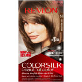 Revlon Color Silk 50 Light Ash Brown Hair Color