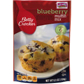 Betty Crocker Muffin Mix Blueberry