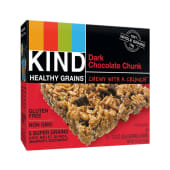 KIND Healthy Grains Granola Bars Dark Chocolate Chunk