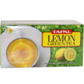 Tapal Green Tea Lemon