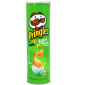 Pringles  Sour Cream & Onion Chips