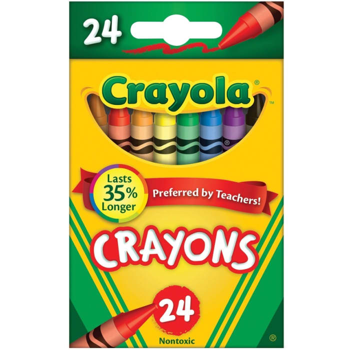 Crayola Crayons Colors