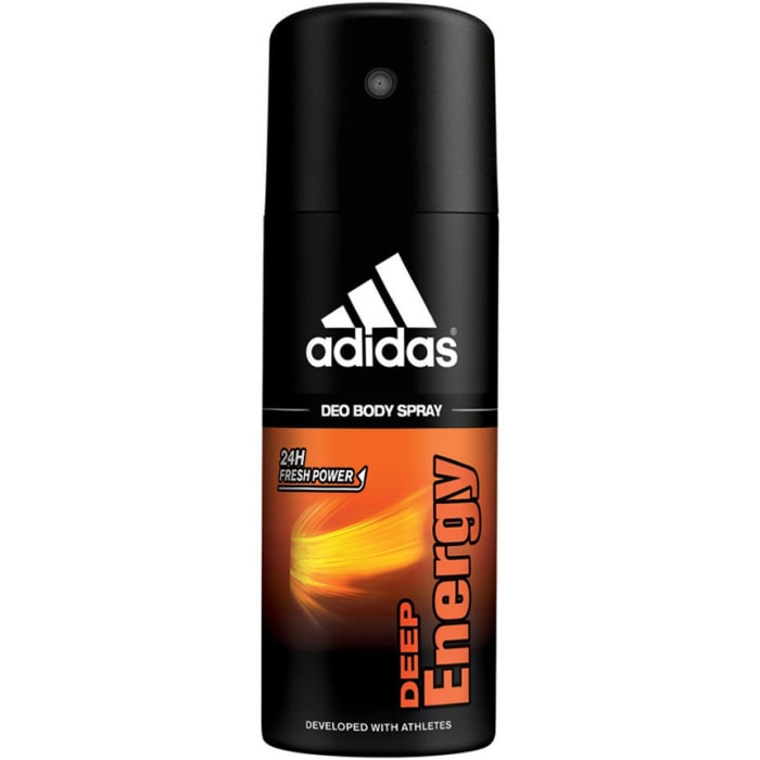 Adidas Deep Energy Body Spray 150ml